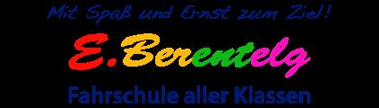 Fahrschule Berentelg Logo